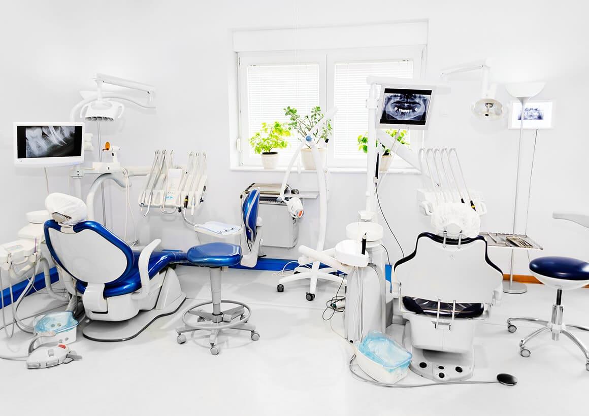 أماكن زراعة الاسنان في تركيا