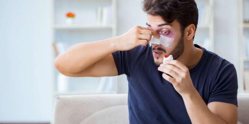 الآثار الجانبية لعملية تجميل الأنف