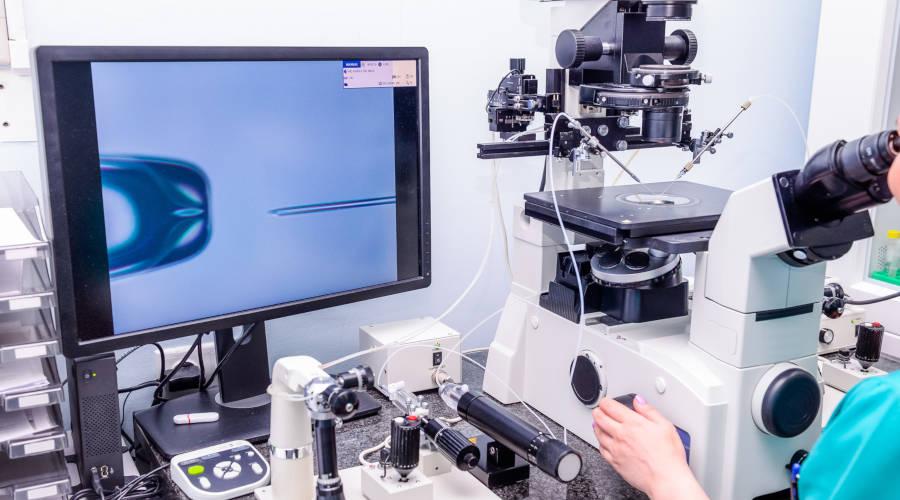 التقنيات المستخدمة لإجراء عمليات الحقن المجهري في تركيا