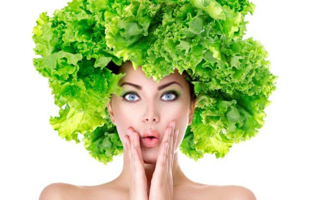 الغذاء بعد زراعة الشعر