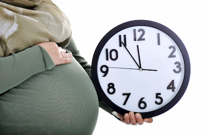 انتظر 18 شهرا قبل الحمل