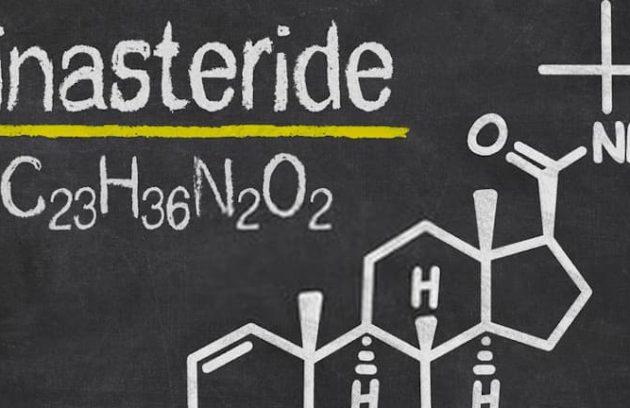 تركيبة فيناسترايد الكيميائية