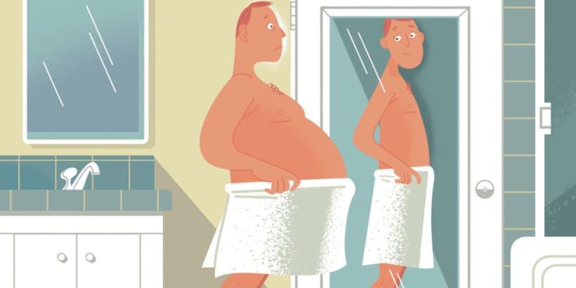 مدة عملية قص المعدة وفقدان الوزن