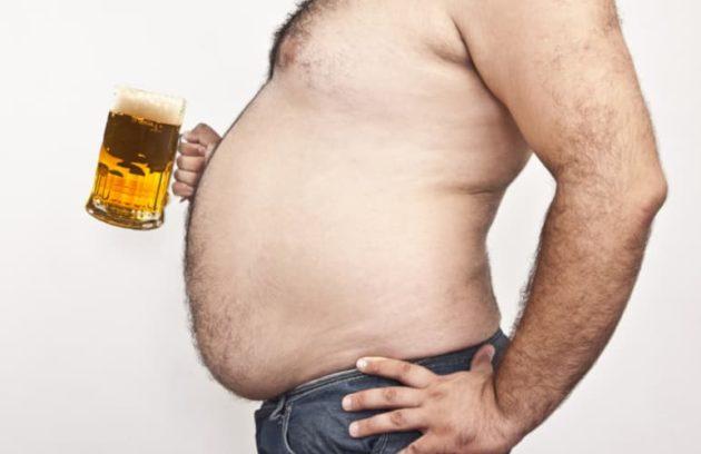 شرب الكحول بعد التكميم